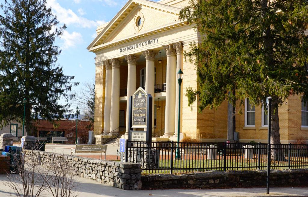 Hendersonville Court House